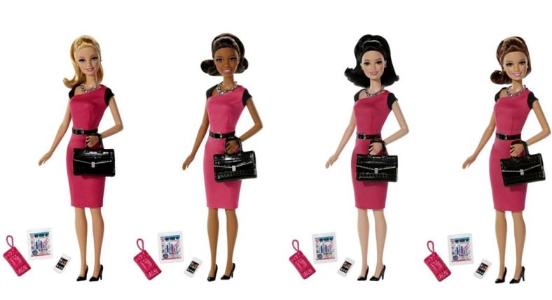 Barbie's latest gig: Entrepreneur